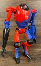 "Marvel SpiderMan into Spider-Verse Sp Dr Plastic Action Figure 9.5"" - $14.70"