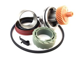 TH350 BOP 35 & 15 Tooth Speedometer Gears & Housing w Tail Housing set up - $79.15