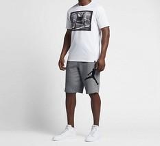 Nike Men's Air Jordan 11 Legacy Short NEW AUTHENTIC Carbon Heather 88428... - $39.49