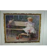 Richard Zolan art print The Antique doll  4X 5 inch print 11 X 12 inch o... - $11.87