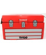 1996 Tyco Toys 50 Piece Super Tool Box Set vintage No 95120 - $35.52