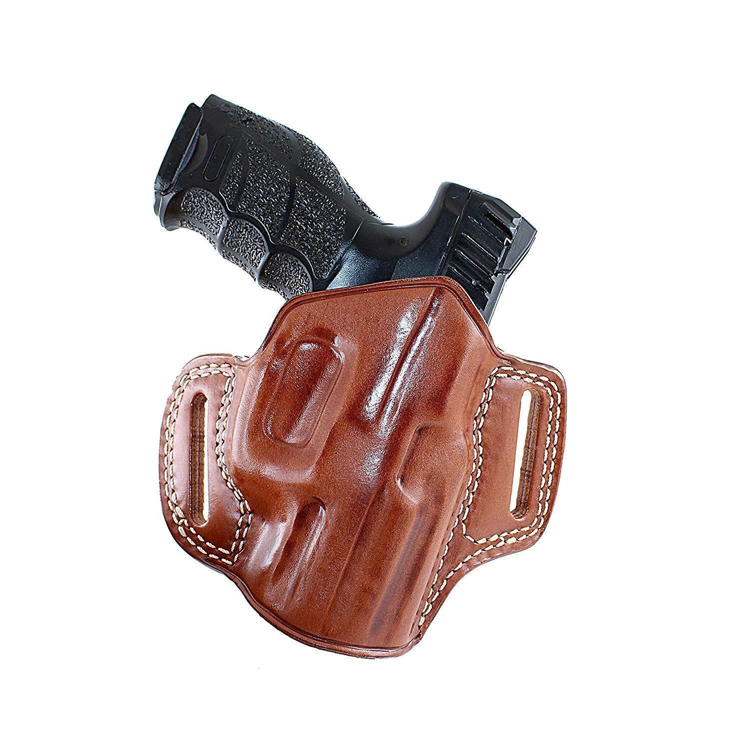 Leather Pancake Holster Fits Springfield and 45 similar items