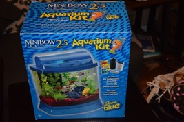 Mini Bow 2.5 gallon Aquarium Kit NEW - €18,03 EUR