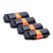 4PK TK312 Black Toner Cartridge For Kyocera FS-2000D FS-4200DN M3550iDN - $39.64