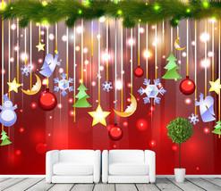 3D Dekorative Sterne 4322 Fototapeten Wandbild Fototapete BildTapete Familie DE - $52.21+