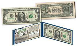 HAWAII $1 Overprint WWII Emergency Pearl Harbor Modern Legal Tender U.S.... - $11.26