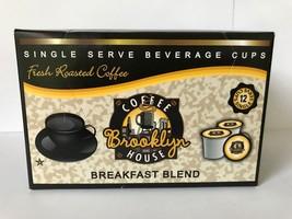 Brooklyn Coffeehouse Breakfast Blend 12 Single Serve K-Cups - $9.99