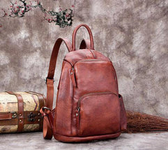 Sale, Fashion Full Grain Leather Messenger Bag, Shoulder Bag, Satchel Bag, Leath image 2