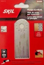Skil 84558 Plunge Cut Blade OIS System For Oscillating Tool Swiss Made - $2.97