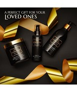 Beauty Gorgeous Argan Oil Shampoo ,oil & Mask Set Hair Care New Gift - $83.79