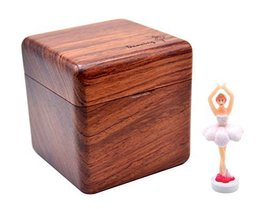 Ballet Girl Classical Music Box Decoration for Living Room Bedroom Table - $56.13