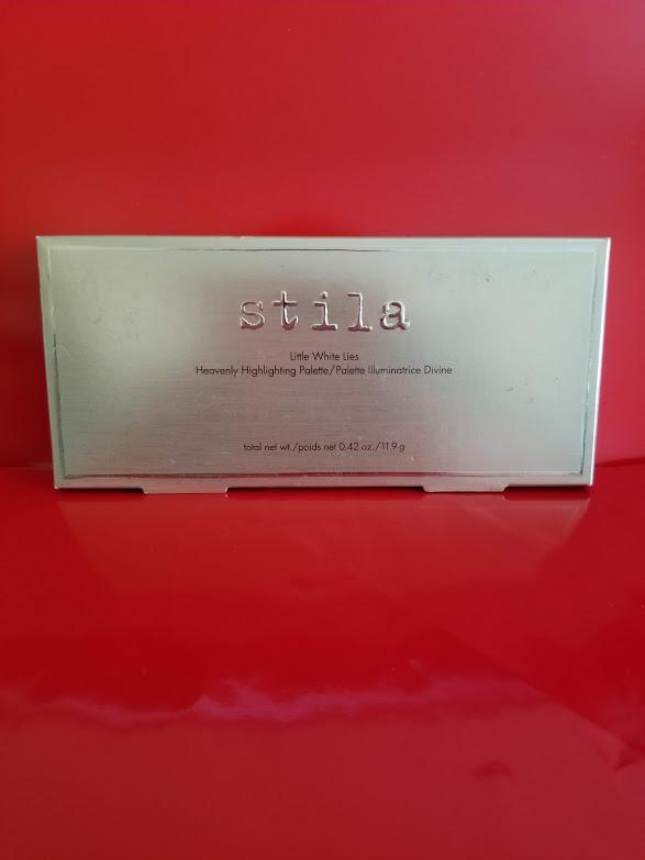 Primary image for Stila Little White Lies Heavenly Highlighting Palette ❤️ 100% Authentic