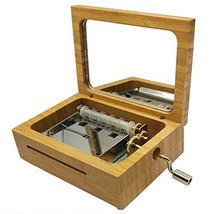 Wingostore Music Box of Wooden 30 Note Make Yr Own Song with Tool Kit Ba... - $64.06
