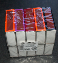 "10 Matchboxes For Judaica Shabbat Holiday Match Box Holder 2"" X 1.4"" image 1"