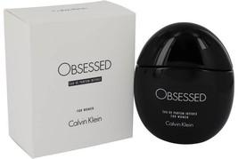 Calvin Klein Obsessed Intense 3.4 oz Eau De Parfum Spray image 2
