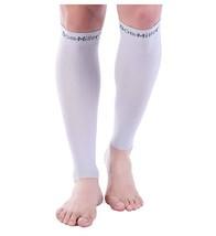 Premium Calf Compression Sleeves 1 Pair 30-40 mmHg Medical Grade Support... - $14.57