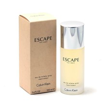 Escape Men By Calvin Klein - Edt Spray 3.4 OZ - $27.67
