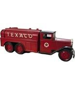 TEXACO 1930 DIAMOND T FUEL TANKER 1990 ERTL TRUCK BANKLimited Edition #7  - $14.84