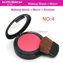 Kimisky No.4 Blush Modified  Face Blush 1pcs Blushes Makeup Blusher Beau... - $5.70