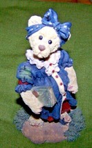 Boyds Bears - Bearstone Collection - Momma Mc Bear...Anticipation #2282 - Euc! - $16.99