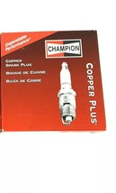(4 Pack) Champion Copper Spark Plugs 570 RE14MCC4 Quality Replacement - $9.00