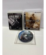 Call of Duty Black Ops 1 And 2 Modern Warfare 2 PS3 PlayStation 3 Game B... - $29.69