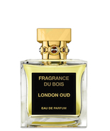 LONDON OUD by FRAGRANCE DU BOIS 5ml Travel Spray Lemon Cedar Nutmeg Aoud - $37.00