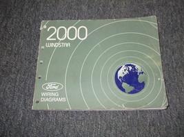 2000 Ford Windstar Van Wiring Electrical Shop Manual - $7.84