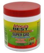 Africa's Best Maximum Strength Super Gro Hair & Scalp Conditioner 5.25oz - $7.87