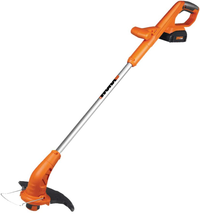 20V Electric Cordless String Trimmer Weed Eater Lawn Wacker Edger Grass ... - $89.23