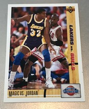 1991 Upper Deck Magic vs Jordan #34 - $1.93