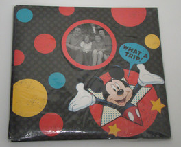 Disney What a Trip Mickey Mouse ScrapBook Album Fast Free Shipping - $29.99