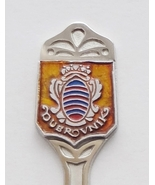 Collector Souvenir Spoon Croatia Dubrovnik Coat of Arms Crest LN - $14.99