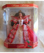 1997 HAPPY HOLIDAYS BARBIE DOLL SPECIAL EDITION  - $32.67