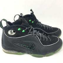 NIKE 344646-002 1/2 Half Cent Lil Penny Hardaway Green Spark Shoes Size 10 - £39.51 GBP