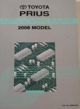 2008 Toyota Prius Elettrico Cablaggio Servizio Negozio Riparazione Manuale - $29.57