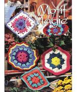Motify Magic Crochet Digest size Needlecraft Shop 24 patterns - $10.00