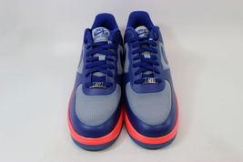 11 001 Fuse 1 Force Blue Wolf 599839 SZ Nike Red 5 Ryl Atomic Lunar Grey Leather 6gFfqf