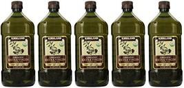 Kirkland Signature, Organic Extra Virgin Olive Oil 3.6 Ounce qpKoU (Pack of 5) - $225.71