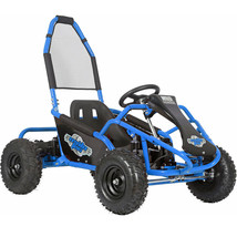 MotoTec Mud Monster 98cc 4-Stroke Kids Off the Road Go Kart Age 13+ Up to 25 MPH image 4