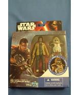 Toys Hasbro NIB Star Wars The Force Awakens Finn Starkiller Base - $8.95