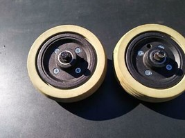 Pair of Jazzy Select GT Rear Trailing Wheels and Tires - $29.97