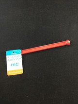 Magnetic Red Plastic Canning Jar Lid Wand Lifter 7 Inch Preserving Keeps... - $10.00
