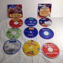 Classic Mac Windows 95 Kids CD Software Promos ... - $28.04