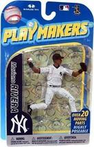 Mariano Rivera New York Yankees Playmakers Figure NIB MLB 2010 Yanks NY Mo  - $44.54