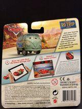 Sealed 2015 Mattel Pixar Disney Cars Fillmore Road Trip toy van Route 66 or Bust image 5