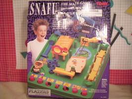 1991 TOMY SNAFU - Maze Board Game image 1