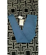 NWT LuLaRoe TC Tall and Curvy Leggings Solid Aegean Blue  - $21.77