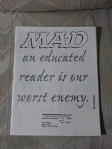 Mad Magazine Periodical March 1999 #379 Yo-Yos Dharma & Greg The Waterboy - $8.85
