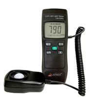 Light Meter LM-50KL Measures LED/Fluorescent - Includes Calibration Certificate - $79.99